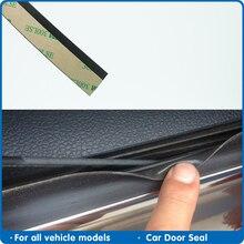 1~8Meter Car Window Seal Weatherstrip Edge Trim For Car Door Glass Window Rubber Seal Automobile strip Auto rubber seals FDIK
