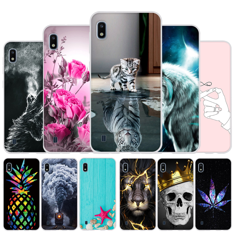<font><b>Case</b></font> For <font><b>Samsung</b></font> <font><b>Galaxy</b></font> A10 A20 <font><b>A30</b></font> A40 A50 Phone <font><b>Case</b></font> Silicone Soft TPU Cover For <font><b>Samsung</b></font> <font><b>Galaxy</b></font> A20e Funda Capa Cute Bumper image