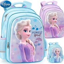 2019 Disney frozen2 backpack Elsa Anna Snow Queen Olaf kids primary school Bag Breathable backpack girls Christmas gift backpack anna luchini сумки стеганые