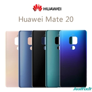 Replacement Original Battery Cover Back Glass Panel Rear Door Housing Case For Huawei Mate 20 Battery Cover