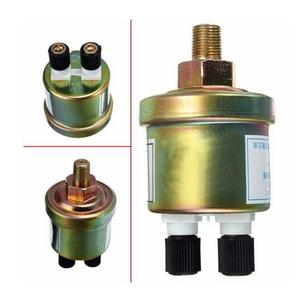 1/8 NPT Engine Oil pressure Sensor Replacement for oil pressure gauge Gauge Sender Switch Sending Unit 80x40mm