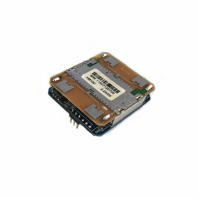 Radar-Module Outdorr for Steet-Lamp Frequency-Hw-Hb100 10m-30m-Distance Microwave-Motion-Sensor-Module