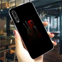 DEADPOOL Hard Cover for Huawei P9 Lite 2017 Colorful Phone Cover for Mate 10 20 Pro P9 P10 P20 P30 Lite P Smart 2018 ZCases Skin(China)