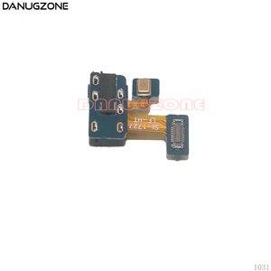 Image 2 - 30 sztuk dla Samsung Galaxy J4/J4 Plus J330 J5Pro J530 J7Pro J730 słuchawki gniazdo audio gniazdo słuchawkowe Flex kabel z mikrofonem