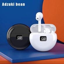 TWS 5.0 Bluetooth אוזניות אלחוטי רעש סטריאו אוזניות Tw13 LED תצוגת HD ספורט מוסיקה מיקרופון עבור Xiaomi iPhone