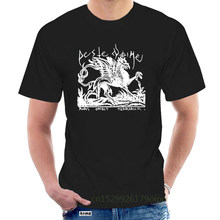 Peste Noire T Shirt Mors Orbis Nuit Absurd Goatmoon Kpn Unisex kısa uzun Tee % 018897 @ @ 061267