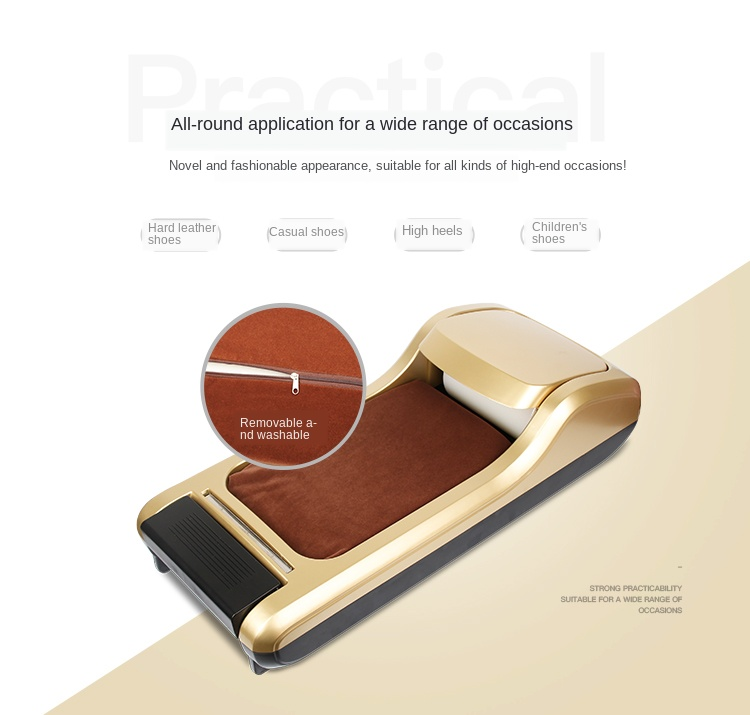 Automatic Shoe Cover Machine - Shoe Cover Dispenser
