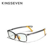 Брендовые детские очки kingseven 2020 с защитой от синего света