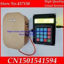 Placa controladora de llenado cuantitativo automático de líquido, máquina de llenado con control de peso, sensor electrónico de pesaje de báscula, célula de carga