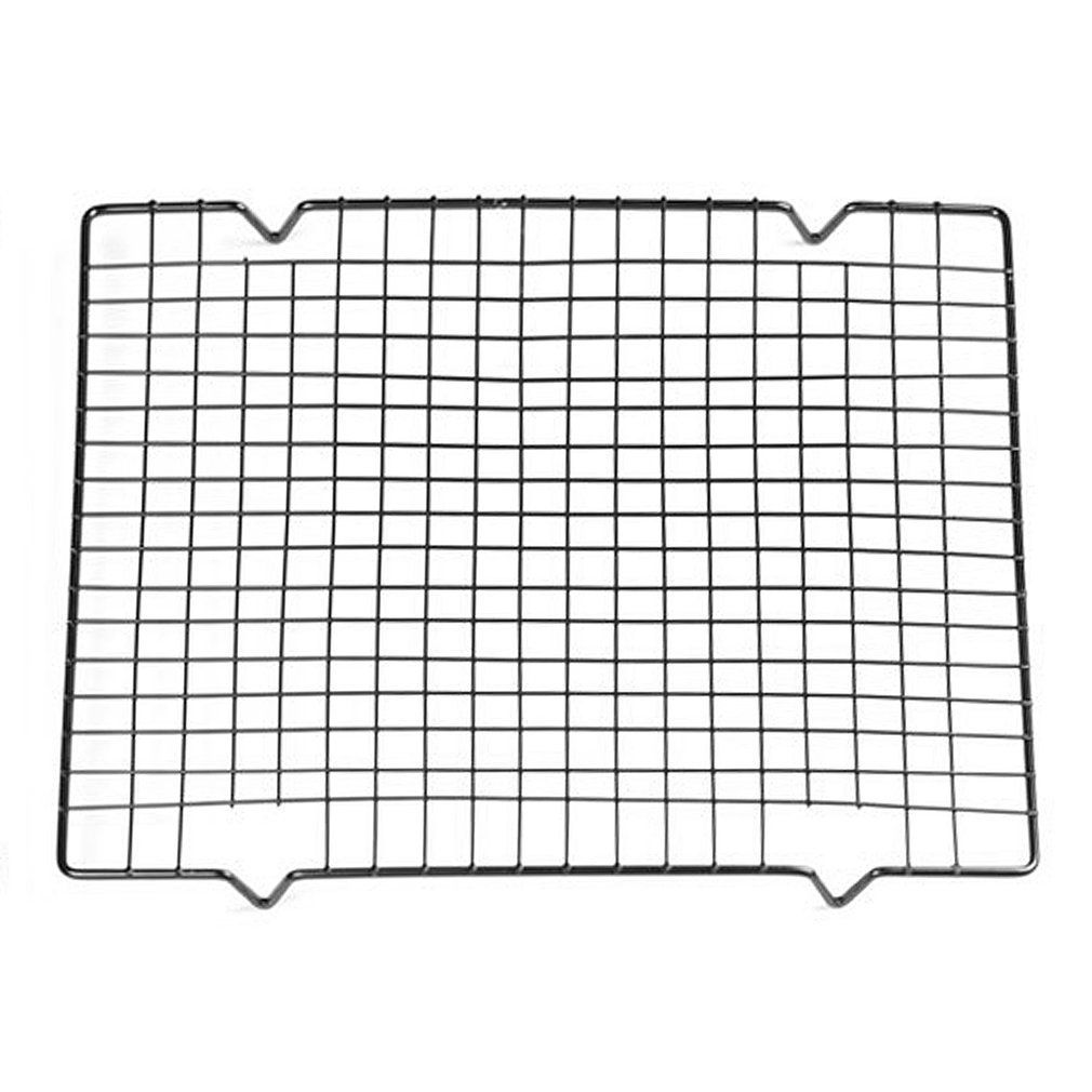 Nonstick Metal Cake Cooling Grid Rack Net Cookies Biscuits Bread Muffins Drying Stand Holder Kitchen Baking Tray Tools