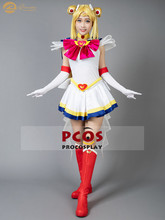 ProCosplay In stock Sailor Moon Crystal 4 Eternal Tsukino Usagi Serena outfit cosplay costume for women mp000139(China)