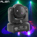 ALIEN RGB Moving Head Laser Podium Verlichting Projector Effect Moon Star Gobo Beam DJ Disco Party Holiday Xmas Bar Dans DMX Verlichting