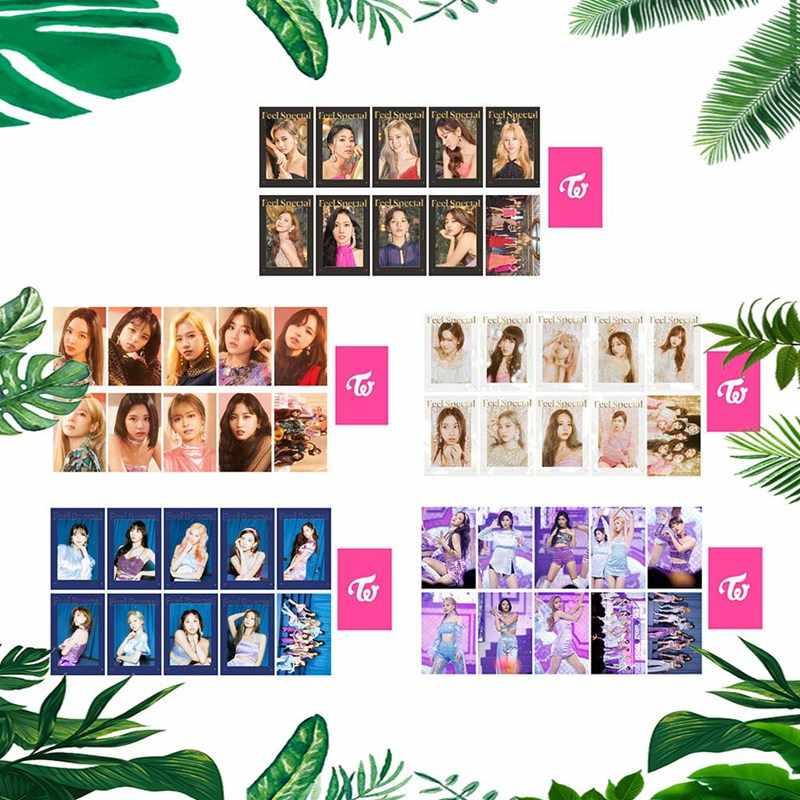 10 Cái/bộ K-POP Hai Lần Album Mới Cảm Thấy Đặc Biệt Tự Làm Giấy Lomo Card Thẻ Hình Ảnh Photocard Món Quà Tuyệt Vời Dành Tặng Cho Người Bạn