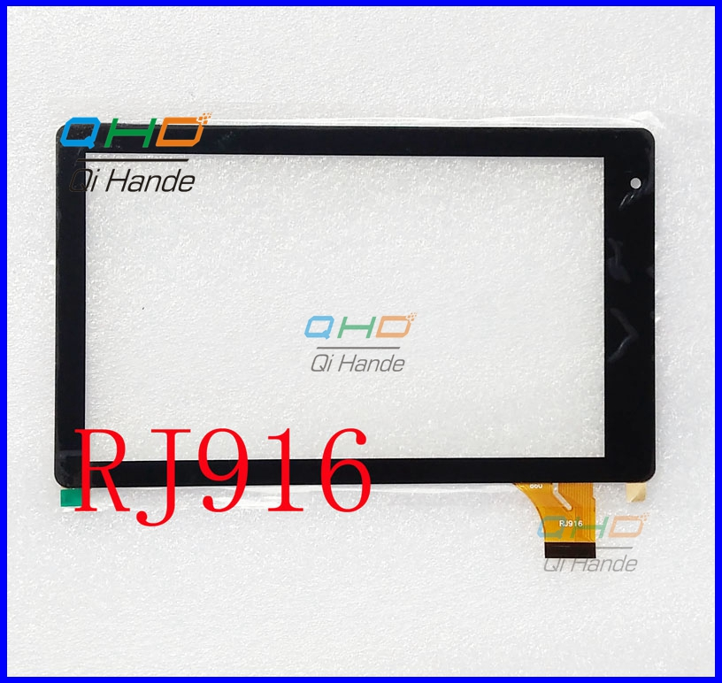 1pcs Or 10pcs/lot Touch For 7'' Inch RCA Voyager RCT6873W42 RJ916 VER.00 Tablet Capacitive Touch Screen Sensor Panel