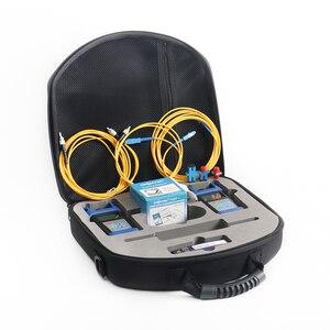 Волоконно-оптический инструментарий тестер Потери волоконно-оптического волокна измеритель мощности волоконно-оптический источник света...