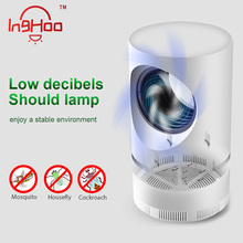 IngHoo Electric LED Mosquito Lamps Fly Mosquito Trap Light Anti Mosquito Insect Repellent Killer Pest Control Insect
