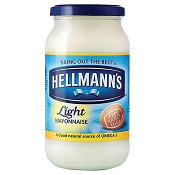 400g Mayonesa Light de Hellmann (Pack de 6 x 400g)