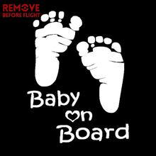 BABY AN BORD vinyl Aufkleber Auto aufkleber Warnung kind innen sicherheit aufkleber Wasserdichte styling zubehör