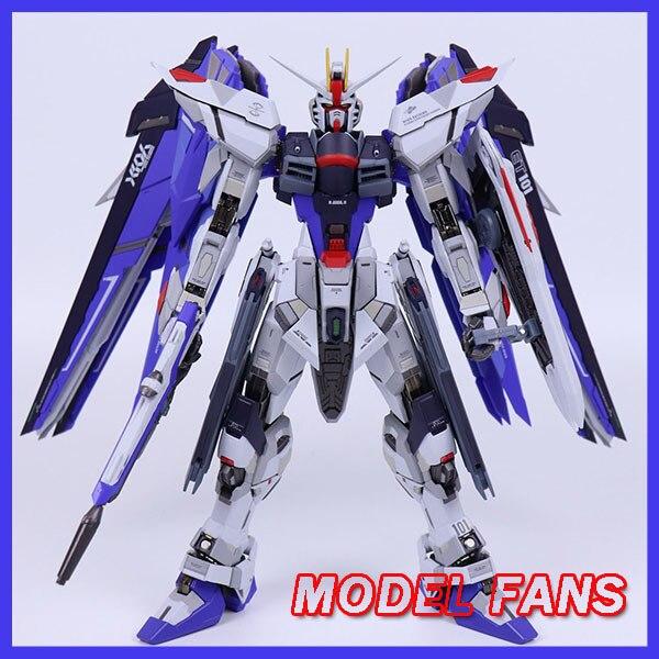 דגם אוהדי במלאי MC shunfeng דגם MOKAI MB מתכת לבנות Gundam חופש 2.0 פעולה איור