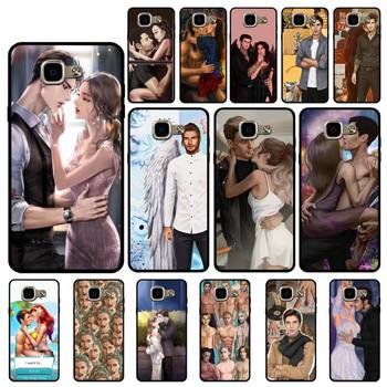 YNDFCNB romance club Phone Case for Samsung A6 A8 Plus A7 A9 A20 A20S A30 A30S A40 A50 A70 image