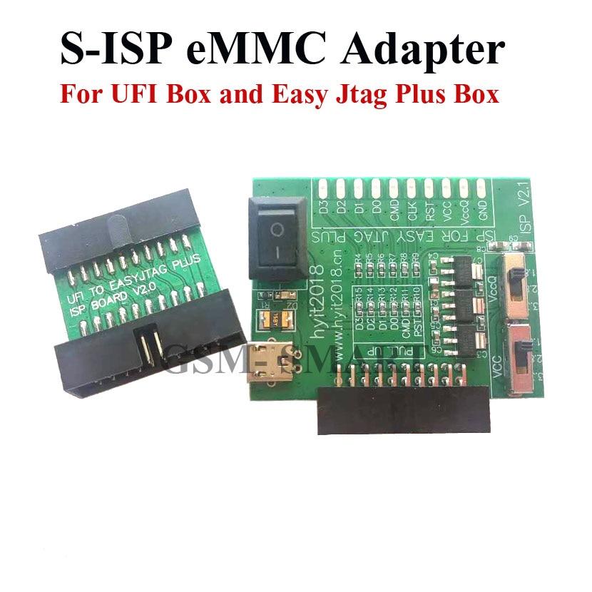 ISP инструмент ISP eMMC адаптер Flyline widget поддерживает Z3X легкий Jtag,UFI BOX, быстрое подключение|Детали устройств связи|   | АлиЭкспресс