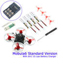 Happymodel Mobula6 Standard BNF 1S 65mm sans brosse Drone de course FPV fou F4 Lite Runcam Nano3 RC Mini quadrirotor Dron