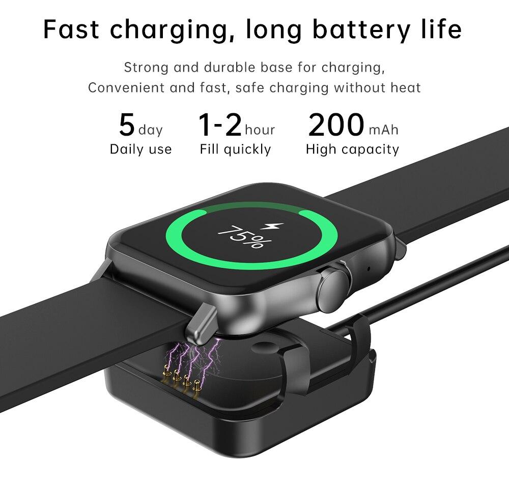 H80dd47a28e7e45d98fe3b6123c986767F Reloj Inteligente Mujer Smartwatch Android Men 2021 Smart Watch Man Bluetooth Call Smartwatch Women For Xiaomi Mi Phone GTS 2