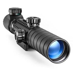 Image 2 - 3 9x32 eg狩猟スコープレッド/グリーンドットイルミネーション視力戦術狙撃スコープw/22ミリメートル空気銃