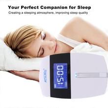 Elektroniczna pomoc w leczeniu zaburzeń snu maszyna bezsenność fizjoterapia terapia dziesiątki brak snu lęk depresja czaszkowa stymulator elektroterapii