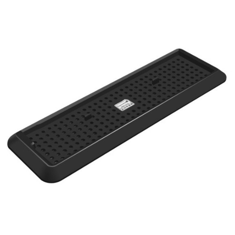 Non-slip Vertical Host Stand Cooling Base Holder For Game Console