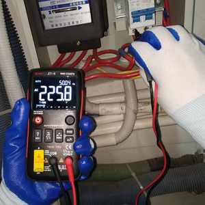 Image 4 - BSIDE Digital Multimeter True RMS 9999 Counts 3 Line Display Analog Tester Voltmeter Capacitor Temp Meter Ammeter Better RM409B