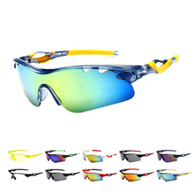 HOT UV400 Sunglasses Men Women Cycling Eyewear Mountain Road Bike MTB Bicycle Fi