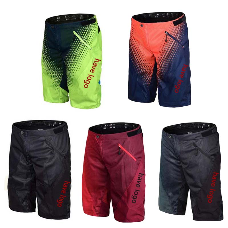 2019 Mountain Bike Shorts Bicycle BMX Riding DH MTB Shorts Quick Dry Downhill Cycling Short Motocross Panties Bikes Mountain