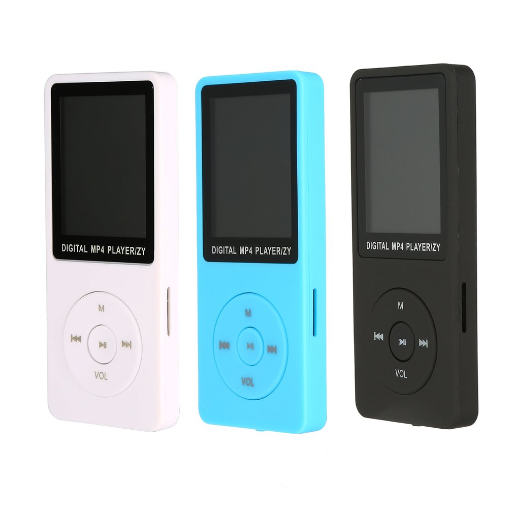 MP4 player with bluetooth lecteur mp3 mp4 music player portable mp 4 media slim1.8 inch touch keys fm radio video 32G image