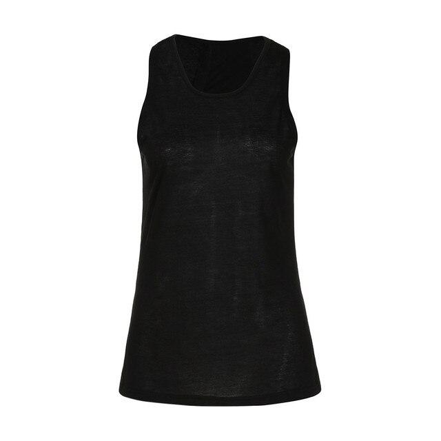 Cross Back Yoga Shirt  4