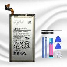 EB BG955ABE סוללה עבור סמסונג גלקסי S8 בתוספת G955 G955F G955A G955T G955S G955P אמיתי טלפון סלולרי סוללה 3500mAh + מסלול לא