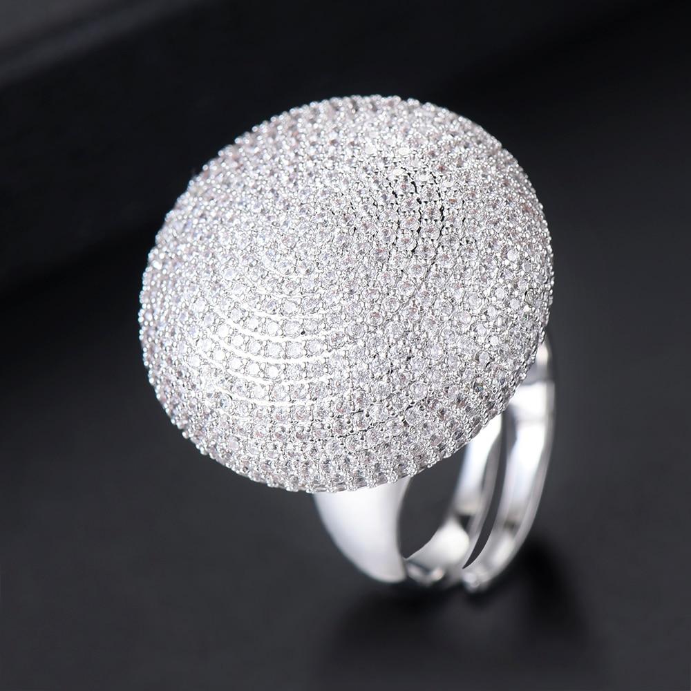 moda jóias festa de casamento senhoras dedo