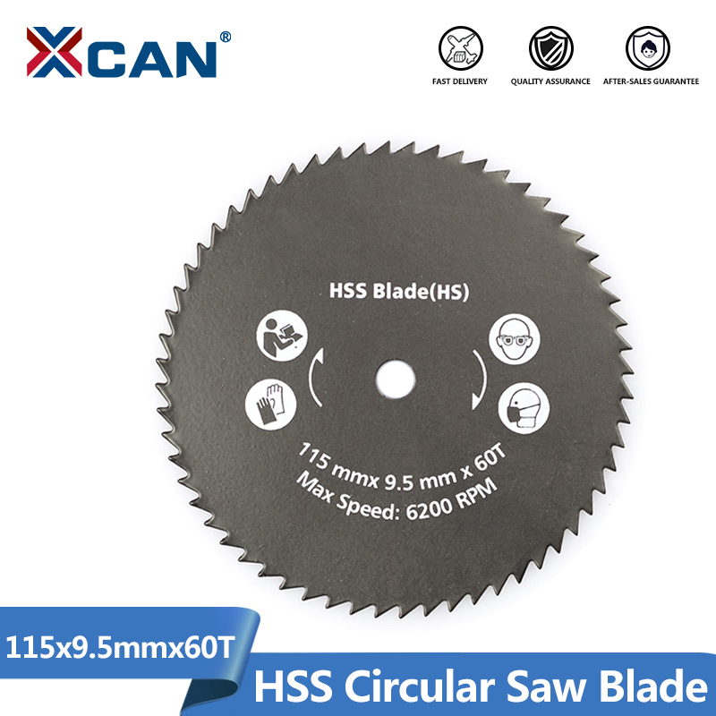 5pcs High-carbon Steel Jig saw Blade Set Metal Plastic Wood Rebar Cutter Tool