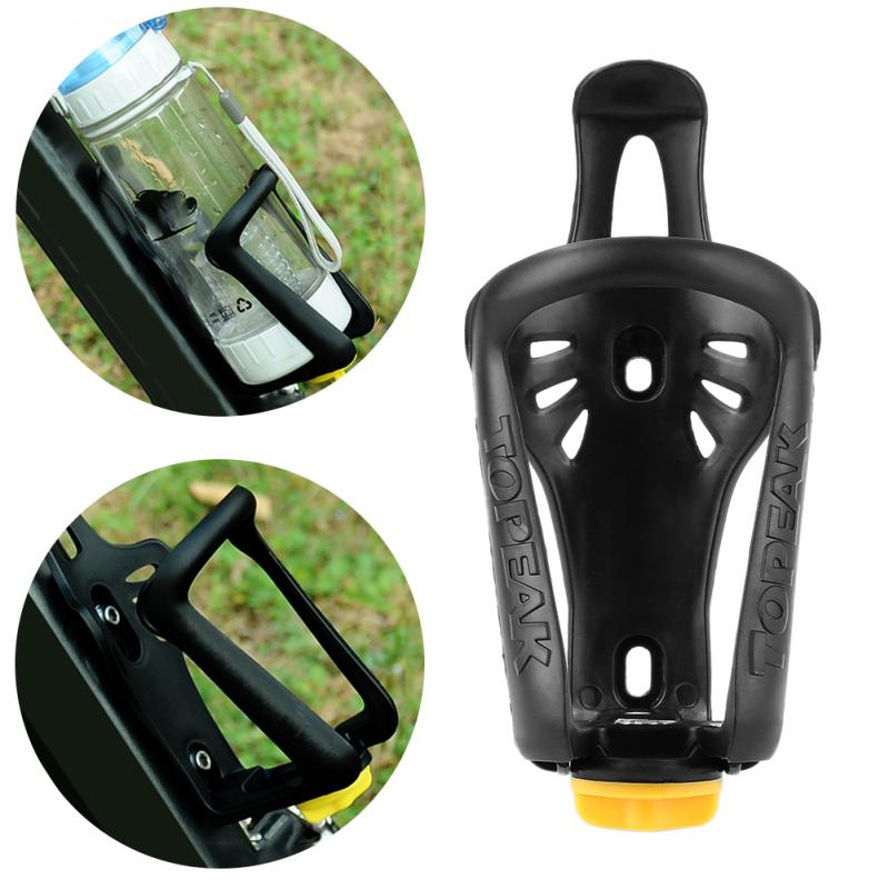 Lightweight Water Bottle Holder Plastic Bicycle Bottle Bracket Durable Drinking Cup Rack Cage For Cycling Mountain Bike