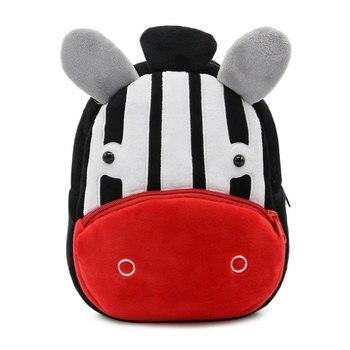 3D Cartoon Plush Children Backpacks kindergarten Schoolbag Koala Animal Kids Backpack Children School Bags Girls Boys Backpacks - 03