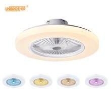 Потолочный светильник вентилятор с управлением через приложение