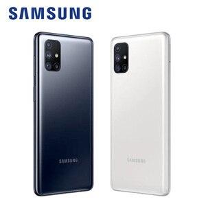 Совершенно новый Samsung Galaxy M51 M515F-DSN глобальная Версия Мобильный телефон 128 ГБ ROM 6 Гб RAM 6,7