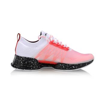 (Break Code)Li-Ning Women CLOUD COOL Cushion Running Shoes Mono Yarn PROBAR LOC LiNing CLOUD Sport Shoes Sneakers ARHP052 3