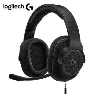 Image 2 - מקורי Logitech G433 מקצועי משחקי אוזניות Wired אוזניות 7.1 Surround עם מיקרופון עבור כל גיימר PC PS4 PS4 פרו נינטנדו