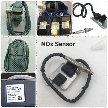 Высококачественные запчасти для грузовиков NOx датчик 5WK9 6754C; 4326867/A045S161 датчик оксида азота