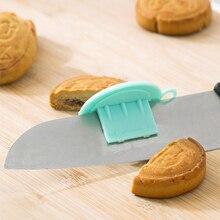 Горячие кухонные инструменты для приготовления пищи нож разделочный бустер рыба куриные кости держатель для ножа крышка креативные режущи...
