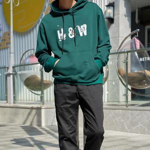 Image 3 - HW Fashion Brand Mens Hoodies Spring Autumn Male Casual Hoodies Sweatshirts Top Quailty Mens Pullover Sweatshirt