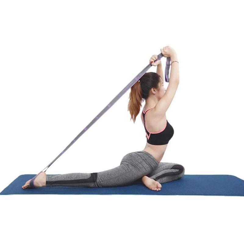 Fitness Resistance Bands Yoga Pull Strap Belt Elastic
