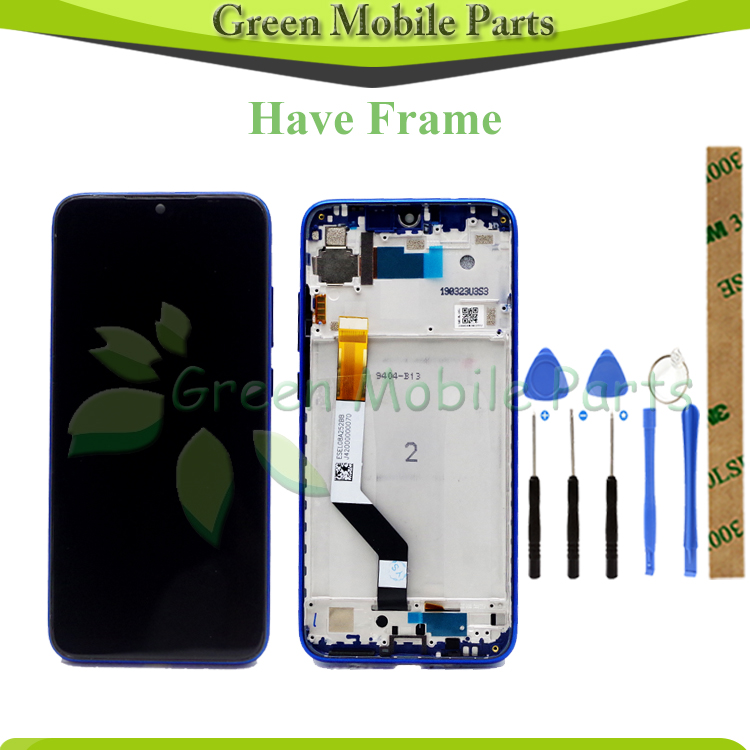 Tested For Xiaomi Redmi Note 7 LCD Display With Touch Screen Assembly For Xiaomi Redmi Note 7 Pro LCD