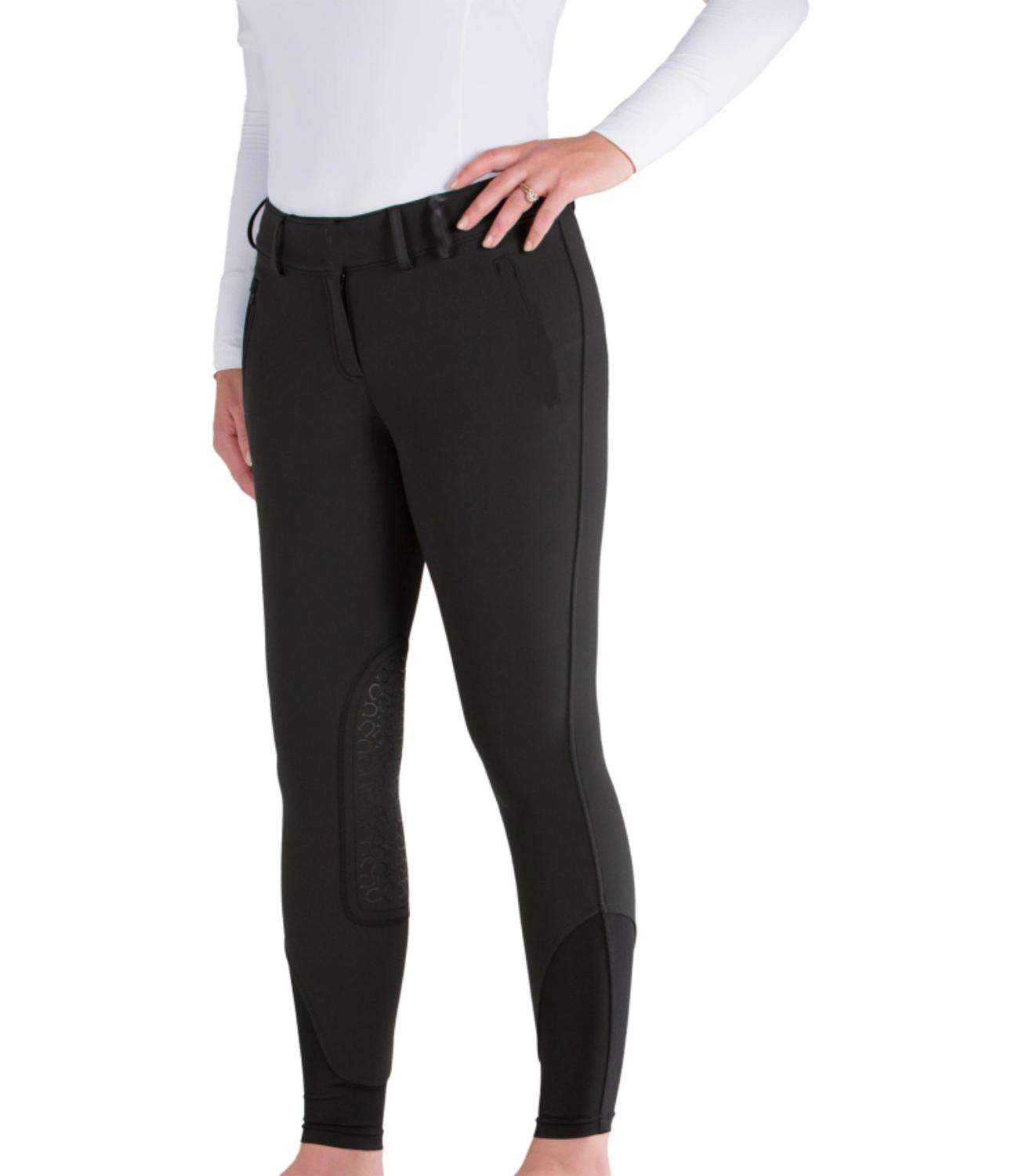 Noble Women's Horse Riding Pants Breeches Equestrian Chaps Pants Silicone Full Seat Women Horse Riding Tight Leggings USA Size 4